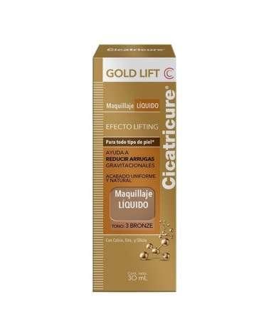 Cicatricure Gold Lift Maquillaje Gold Lift Bronze  30 Ml Cicatricure - 1