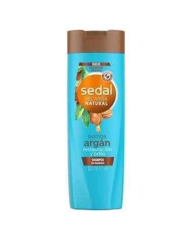 Sedal Shampoo Bomba Argan Restauración Y Brillo 190Ml Sedal - 1