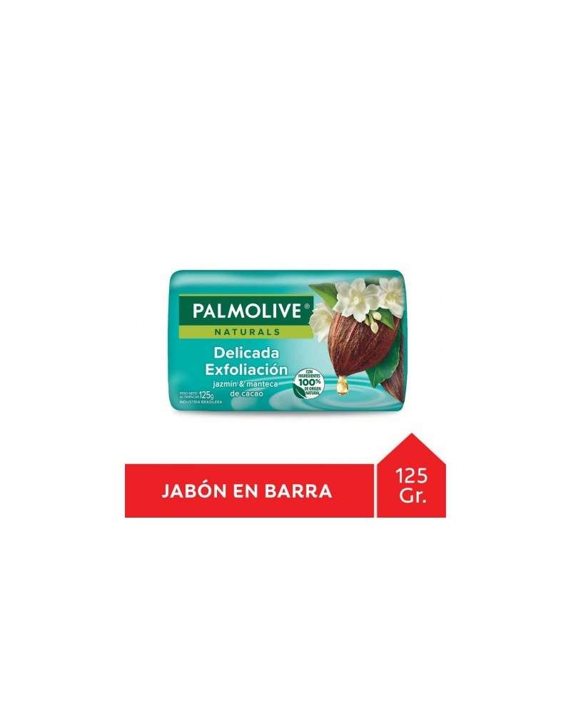 Jabón Palmolive Naturals Jazmin & Cacao 125Grs Palmolive - 1
