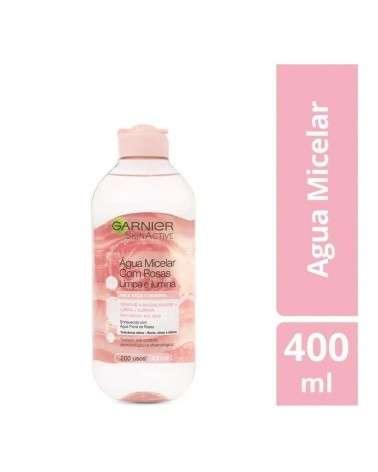 Skinactive Agua Micelar x400ml Rosas  - 1
