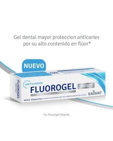 Fluorogel Protect Menta 60 Grs Fluorogel - 2