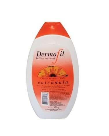 Crema Revitalizante Dermofil Con Calendula X 470 G DERMOFIL - 1