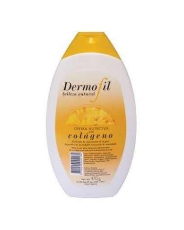 Crema Nutritiva Dermofil Con Colageno X 470 G DERMOFIL - 1