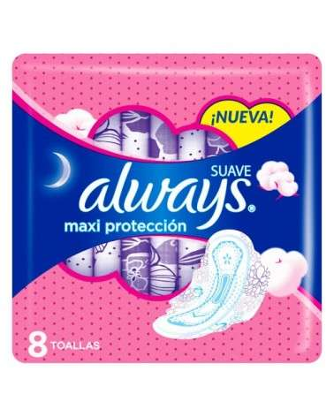 Always Suave Maxima Protección X 8 Always - 1