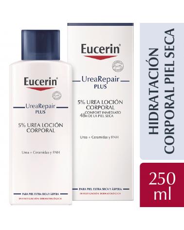 Eucerin - P Seca Locion Hidratante Complete Repair 5% Urea Eucerin - 1