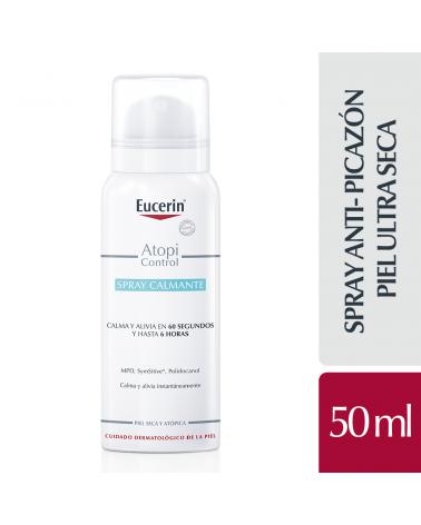 Eucerin - Atopicontrol Spray Calmante X 50 Ml  - 1