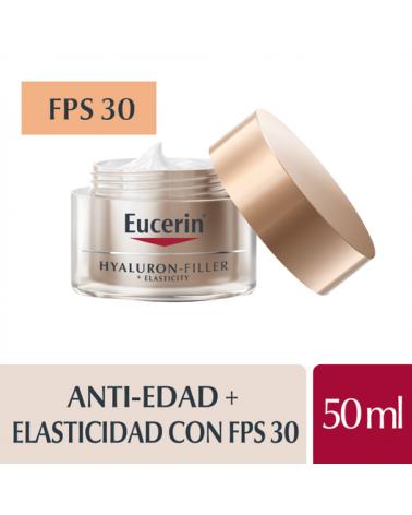 Eucerin Hyaluron Filler + Elasticity Crema De Dia Fps30 50Ml  - 1