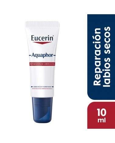 Eucerin Aquaphor Reparador de Labios SOS  - 1
