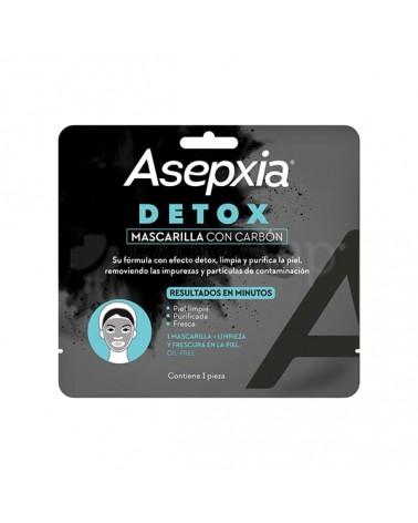 Asepxia Mascara Carbon X 1 Asepxia - 1