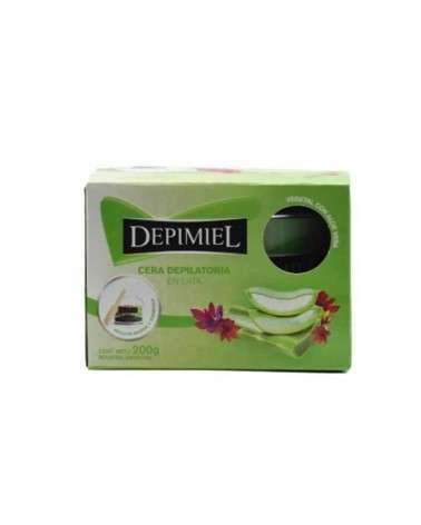 Cera Depimiel Vegetal En Lata X 200 Depimiel - 1