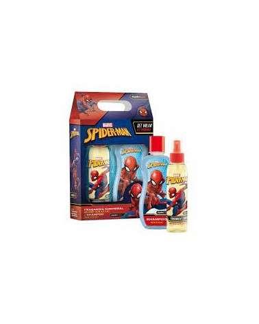 Algabo Spiderman Body + Shampoo  - 1