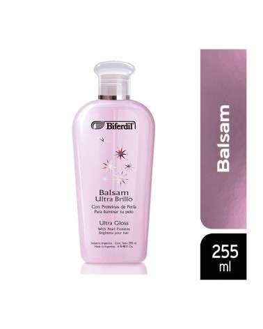 Biferdil - Balsamo Ultra Brillo con Proteinas de Perla 255ml Biferdil - 1