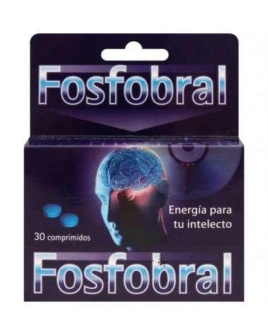 Suplemento Dietario Fosfobral x 30 un Provefarma - 1