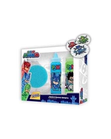 Set pinta azulejos en estuche x 80 ml con esponja PJ MASKS Disney - 1
