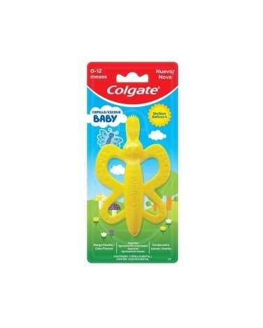 Cepillo dental para bebe 0 12 meses Colgate x 1 unidad Colgate - 1