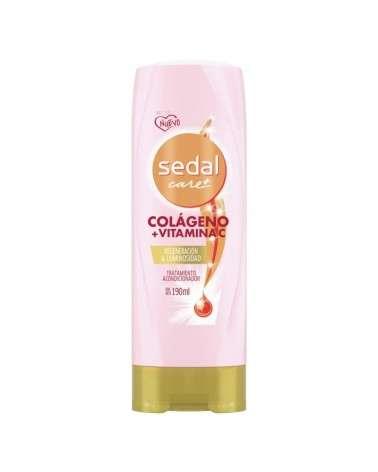 Acondicionador Sedal Colágeno y Vitamina C x190ml Sedal - 1