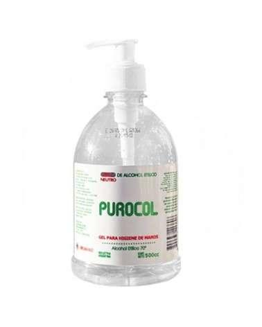 PUROCOL *70 500CC ALCOHOL GEL Purocol - 1