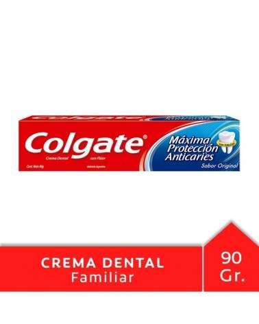 Crema Dental Colgate Máxima Protección Anticaries 90G Colgate - 1