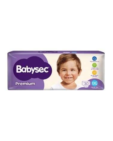 BABY SEC PREMIUM XXG X 30 BABY SEC - 1