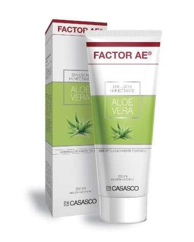Factor Ae Aloe Vera Emulsion 200Ml Casasco - 1