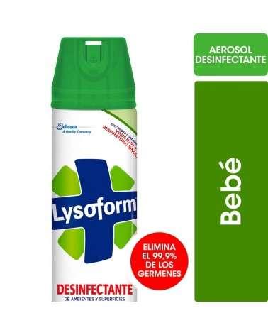 Lysoform Desinfectante En Aerosol x360cc Bebe LYSOFORM - 1