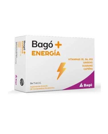 Suplemento Vitamínico Bago+ Energía x30cmp Bagó - 1