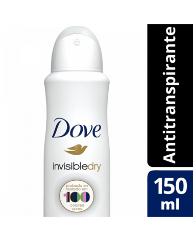 Dove Invisible Dry Aer Ap 89 Gr Des Dove - 1