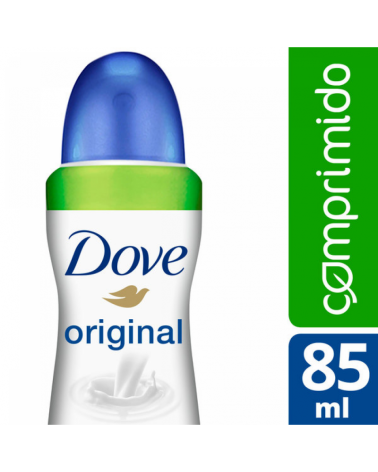 Dove Aerosol Antitranspirante Original Comprimido X54G/85Ml Dove - 1