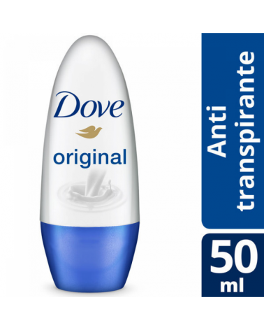 Dove Desodorante Rollon Original X50Ml Exp Dove - 1