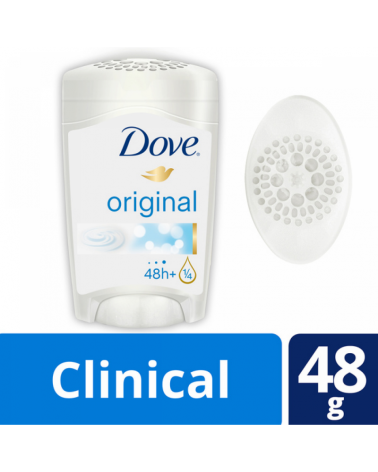 Dove Clinical Original X48G Dove - 1
