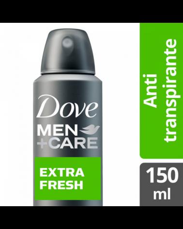 Dove Men Desodorante Aerosol Antitranspirante Extra Fresh X89G/150Ml Dove Men - 1