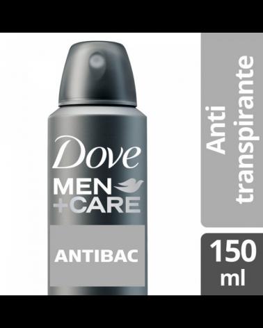 Dove Men Desodorante Aerosol Antitranspirante Antibacacterial X89G/150Ml Dove Men - 1