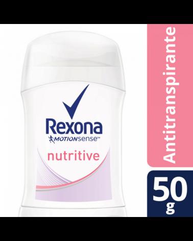 REXONA DESODORANTE ANTITRANSPIRANTE NUTRITIVE 12X50G Rexona - 1