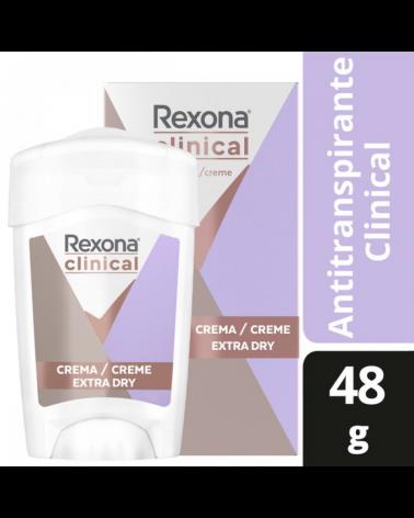 Rexona Desodorante Crema Soft Solid Extra Dry X48G Rexona - 1