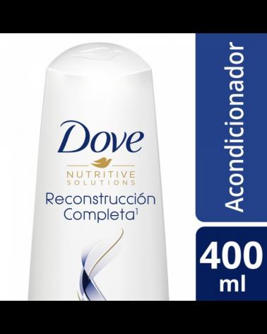 DOVE ACONDICIONADOR RECONSTRUCCIÓN COMPLETA 12X400ML Dove - 1