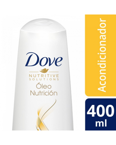 Dove Acondicionador Oleo Nutricion X400Ml Dove - 1