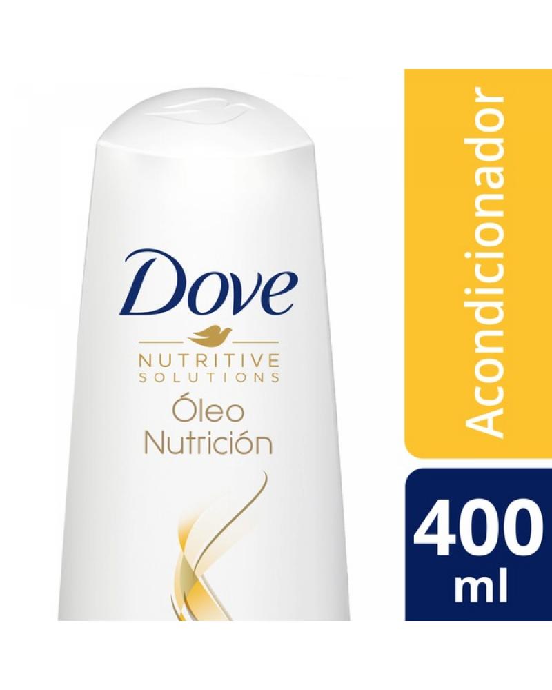 Dove Acondicionador Oleo Nutricion X400Ml Dove - 1