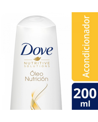 Dove Acondicionador Oleo Nutricion X200Ml Dove - 1