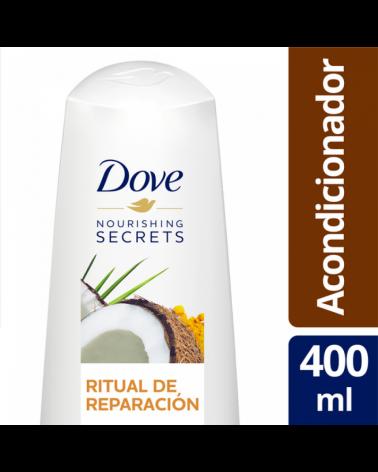 DOVE ACONDICIONADOR RITUAL DE REPARACION 12X400ML Dove - 1
