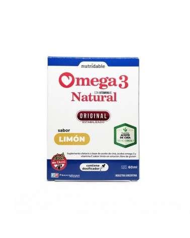 Omega 3 Natural Fco Got 60 Ml Framingham Pharm - 1