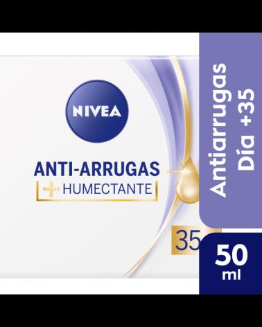 Nivea Facial Anti-Arrugas 35+ Crema De Día Humectante 50 Ml Nivea - 1
