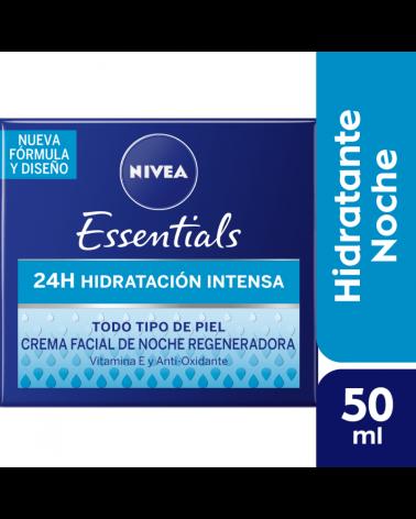 NIVEA Facial Crema de Noche Regeneradora 50 ml Nivea - 1