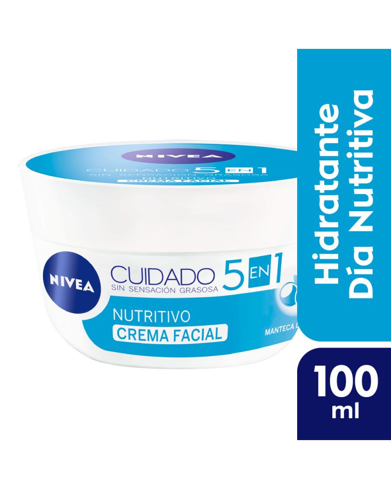 NIVEA . Facial Cuidado Nutritivo 100 ml Nivea - 1