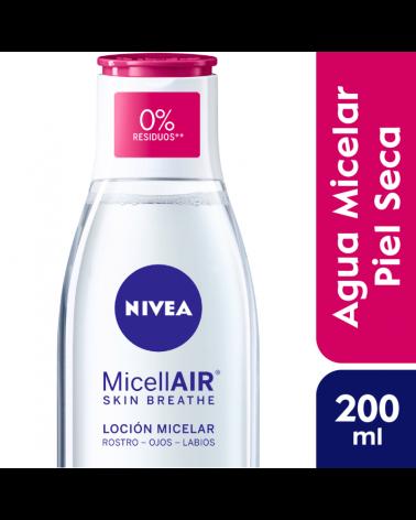 NIVEA Facial Locion Micelar Piel Seca 200 ml Nivea - 1