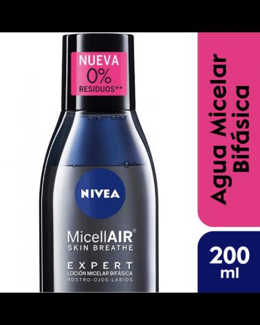 NIVEA Facial Loción Bifásica Micellair Expert 200 ml Nivea - 1