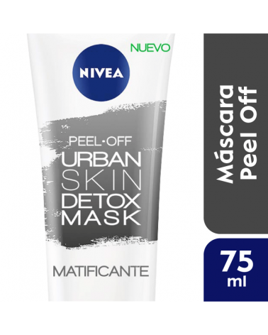 NIVEA. Facial Máscara Peel Off 75 ml Nivea - 1