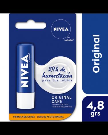 Nivea Lip Original Care 4,8 Gr Nivea - 1