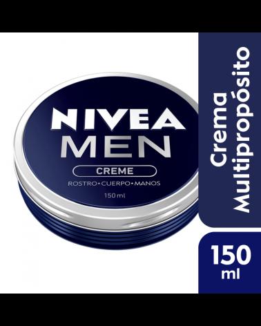 Nivea Men Face Care Crema Lata 150Ml Nivea - 1
