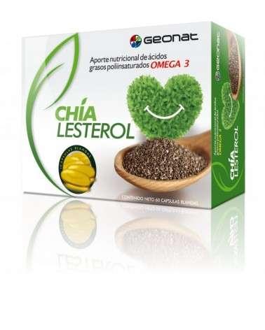 Geonat Chialesterol Omega 3 X 60 Capsulas Blandas Provefarma - 1