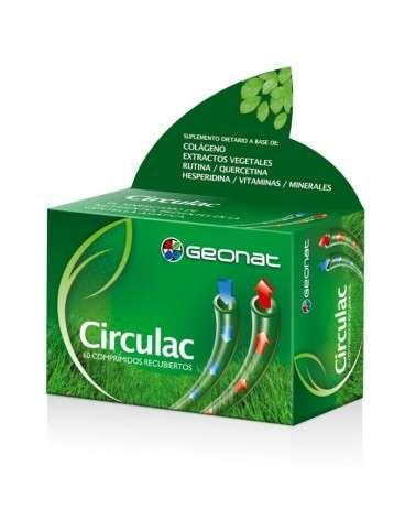 Geonat Circulac X 60 Comprimidos Provefarma - 1